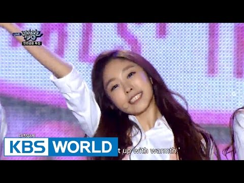 Music Bank - English Lyrics | 뮤직뱅크 - 영어자막본 (2015.10.31)