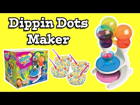 Dippin Dots Maker Review