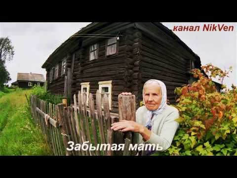 Дима Пестов Забытая мать (песня под гармонь)