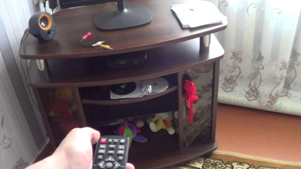 Как из старого монитора сделать телевизор без компьютера