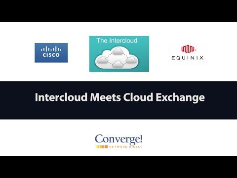 Cisco's Intercloud Meets the Equinix Cloud Exchange