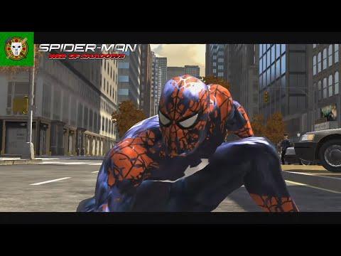 #1 スパイダーマン web of shadows 「寄生された街」 PS3版
