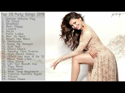 Top 20 Bollywood Party Songs 2018  | New & Latest Bollywood Party Songs 2017-2018