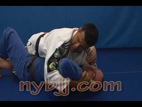 Marcos Santos demonstrates Half Guard techniques Image 1