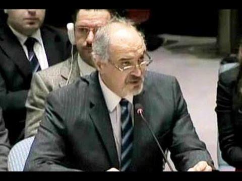 21_01_2014 ~ Syria News (EN) ~ Al-Jaafari: Israel Commits Crimes Against Humanity
