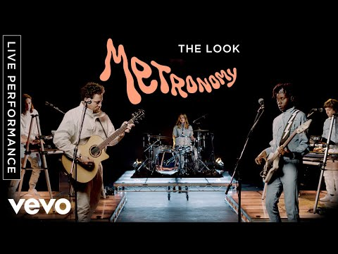 Metronomy - The Look - Live Performance | Vevo