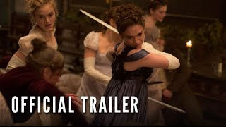 Pride And Prejudice And Zombies - Official Trailer #1 (Feb 2016)