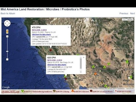 The End of California? Fukushima Radiation And Related Deaths