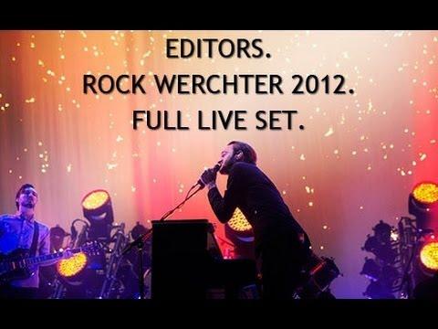 Live @ Rock Werchter 2012