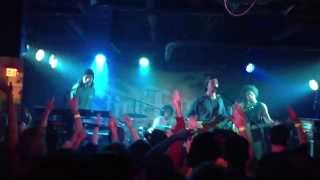 Stick Figure - Shelter (reside @ U Street Music Hall in Washington,D.C) 9-25-14