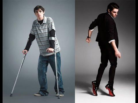 История жизни и борьбы парня-инвалида Ар-Джей Митта  из сериала Во все тяжкие