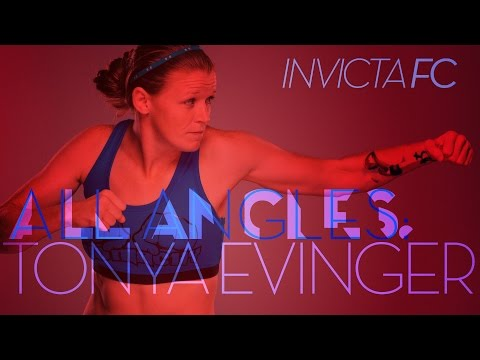 All Angles: Tonya Evinger