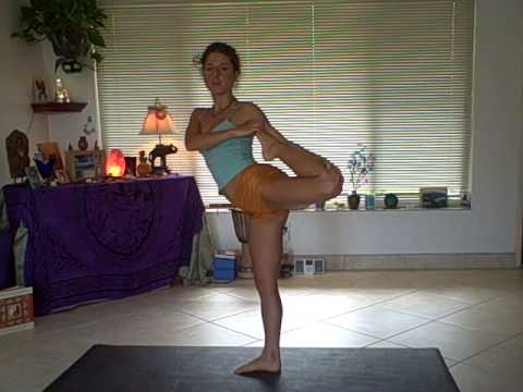 Vinyasa Yoga Advanced Standing Series With Dashama video