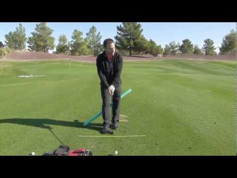 Tour Striker Tip - Early Extension Drill - Martin Chuck - The Raven