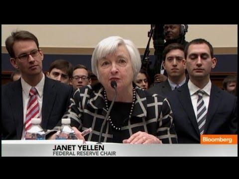 Janet Yellen: I Pledge to Continue Ben Bernanke's Work