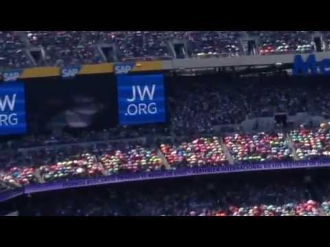 Asamblea Internacional de los Testigos de Jehová 2014 New Jersey