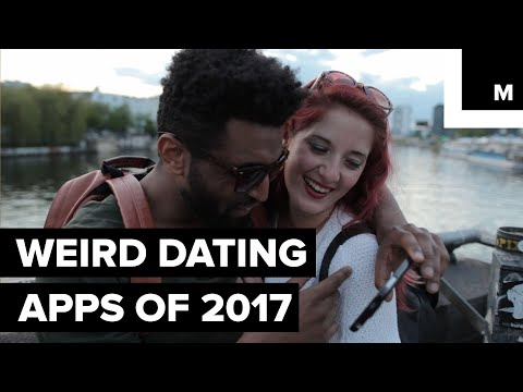 These Are Some of the Weirdest Dating Apps of 2017