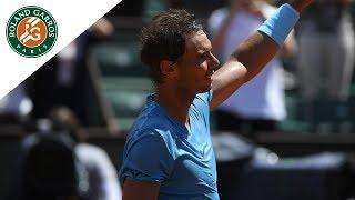 Beauty Shots #14 - Rafael Nadal vs Diego Schwartzman I Roland-Garros 2018