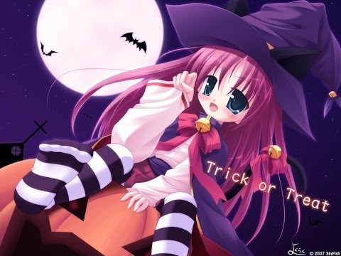 Nightcore Wow Wow Wubbzy  -  Halloween Night video