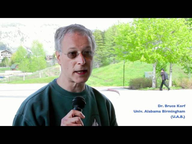 Dr. Bruce Korf - NF Conference Part 2