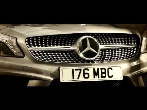 Mercedes-Benz A-Class, промо