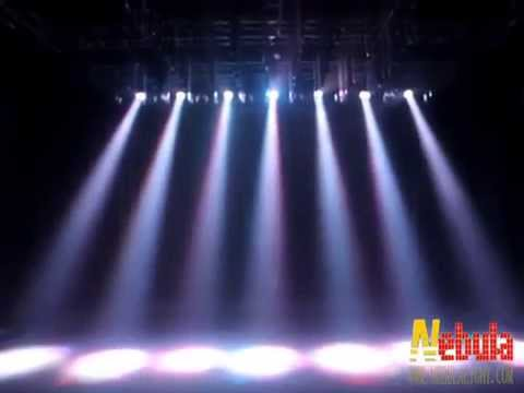 Nebula NBL P373 LED Par Zoom Waterproof High Power LED Par Light 37Pcs 3 Watt