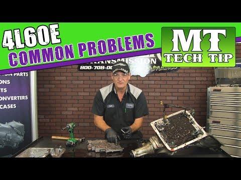 Common Problems With the 4L60E and 4L65E