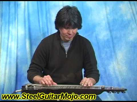 Lap Steel Guitar Hotel C6-lifornia Rock Guitar Solo