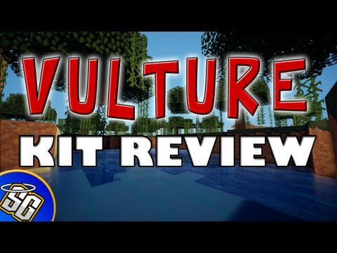 MCPVP.com   Review #45 VULTURE Kit Review   Minecraft Hardcore Games