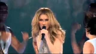 Celine Dion   River Deep, Mountain High   Live @ Boston   Taking Chances World Tour   YouTube