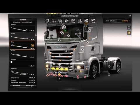 [ETS2] Scania Mega Store Mod