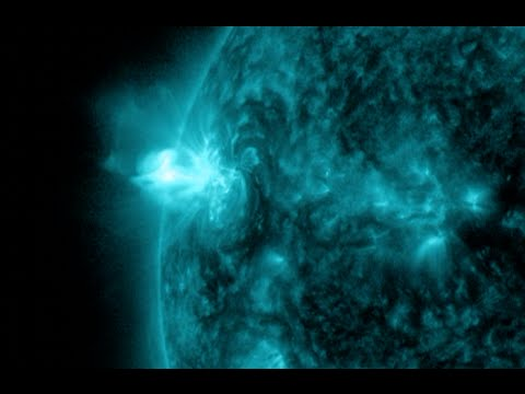 Solar Watch, Electromagnetic Water | S0 News Apr.10.2016