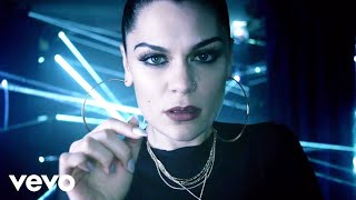 Клип Jessie J - Laserlight ft. David Guetta
