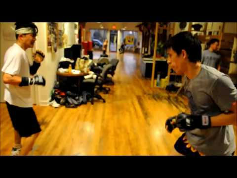 Ng Family Chinese Martial Arts Association - Choy Lay Fut Training Compilation 2012 Image 1