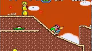 Super Mario World - Pokey Glitch