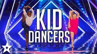 TOP 10 Kid Dancers on Got Talent WORLDWIDE 2017 | Got Talent Global