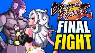 DEADLIEST COMBOS!! - Dragon Ball FighterZ Ranked Matches! (Hit, Adult Gohan, Android 21)