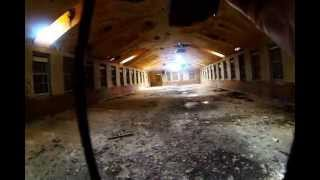 Viewminder & Crew at Manteno State Hospital URBEX