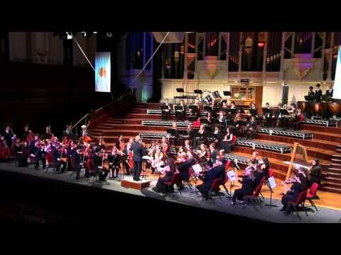 Phaeton - Saint-Saëns - Op 39 - High Definition - Sydney Youth Orchestra - SYO Flagship