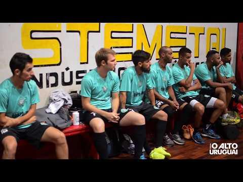Guarani / Itapagé Futsal na Série Bronze