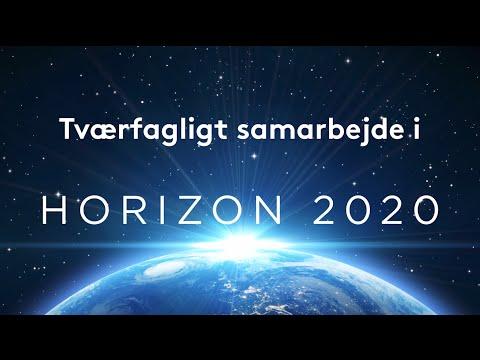 Tværfagligt Samarbejde I Horizon 2020