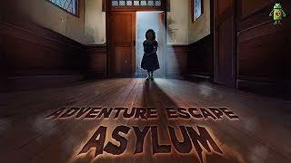 Прохождение игры asylum adventure escape 6