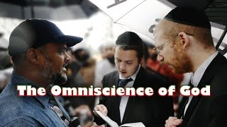 Video: In Genesis 6:6, the Omniscient, All-Knowing Jewish God regretted He created humans - Hashim vs Jew