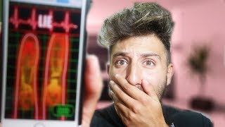 (SHOULD I DELETE MY CHANNEL?!) THE LIE DETECTOR TEST TO SEE IF MY VIDEOS ARE FAKE AND CLICKBAIT!