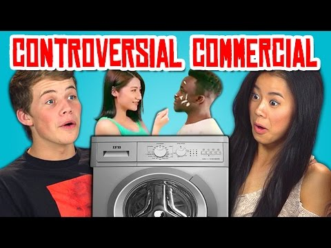 Teens React to Racist Chinese Commercial