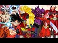DRAGON BALL Z BUDOKAI TENKAICHI 3 MOD : GOKU XENO TODAS SUS TRANSFORMACIONES VS VILLANOS XENO MP3