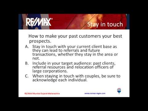 Real estate marketing basics for agent