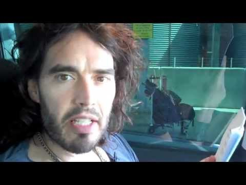 Is art bollocks? Russell Brand The Trews Ep32