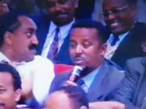 Ethiomedia - How Ethiopian scholars years back questioned Meles Zenawi's highly divisive policies.
