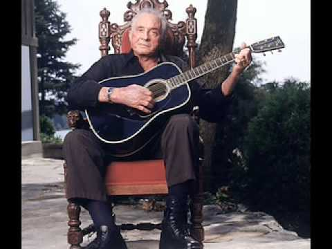 Thumbnail of video Johnny Cash - You'll Never Walk Alone